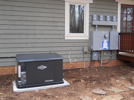 Generator Repair Service in Raleigh, Durham, Chapel Hill
